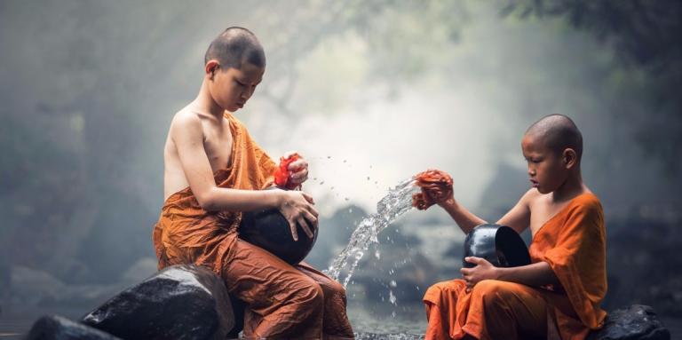 7 hábitos de monges budistas que são difíceis de adotar, mas podem mudar sua vida completamente