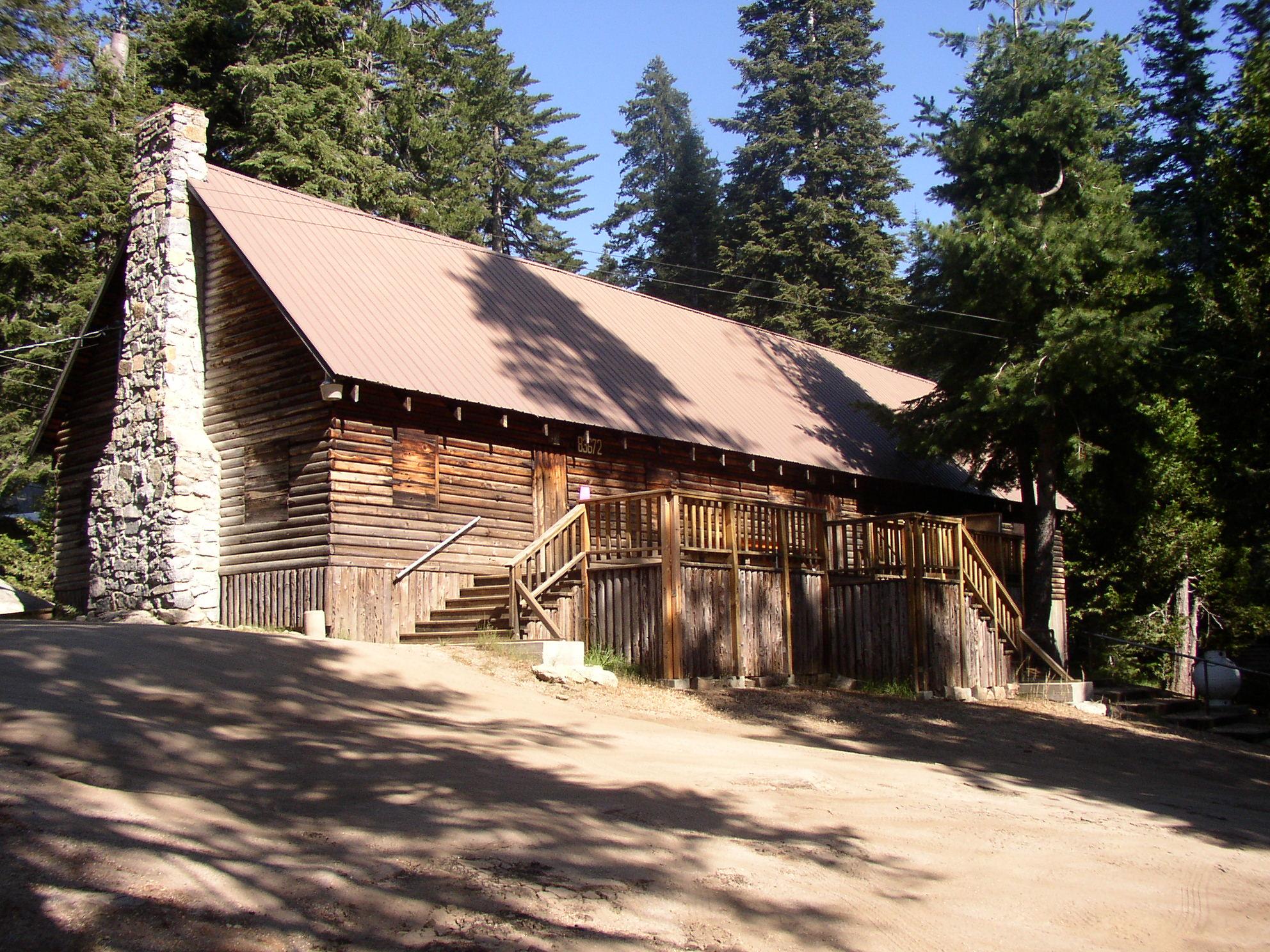 Wilsonia Clubhouse