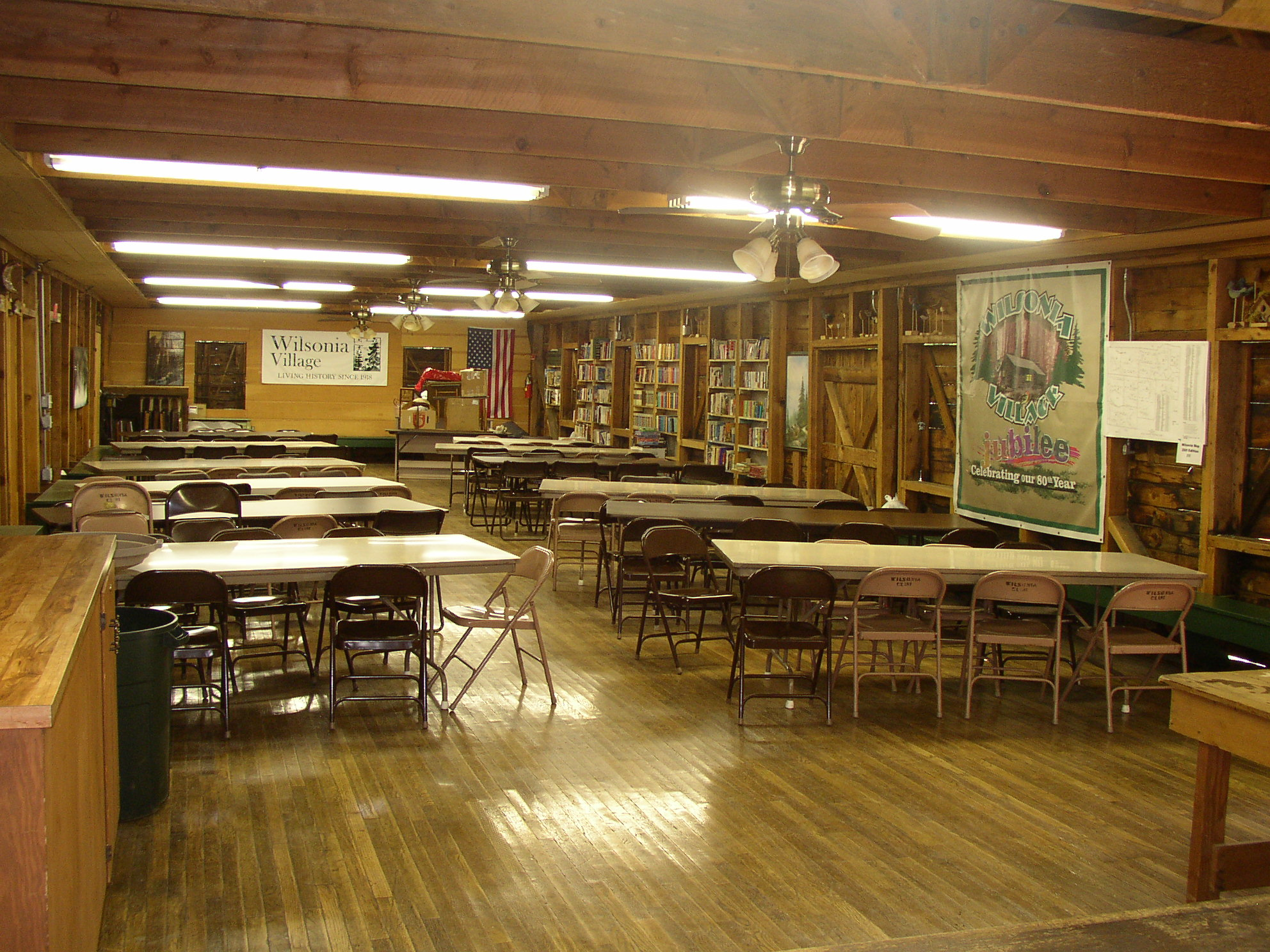 Inside the Clubhouse