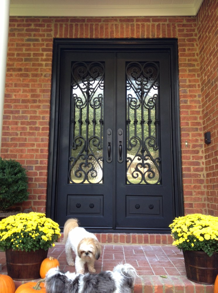 5 Steps to a New Iron Entryway (3/3)