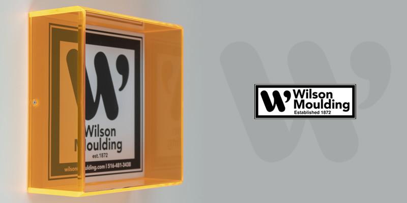 Custom Framing Plexiglass boxes