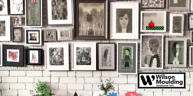 Here's How to Finally Frame your art