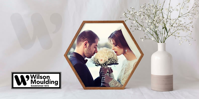 6 Interesting Ways To Frame Pictures Of Your Wedding