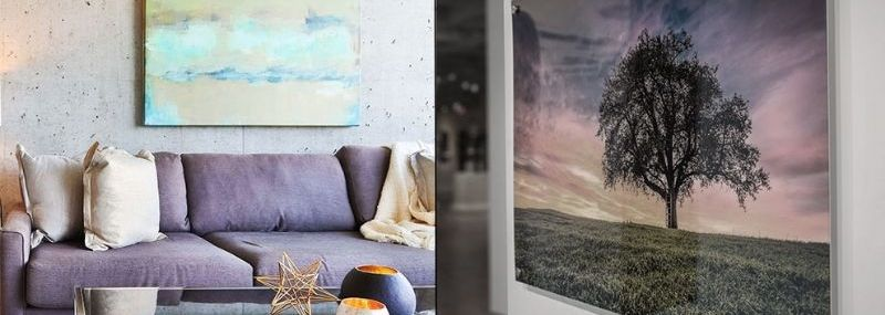 Canvas Prints vs Acrylic Prints