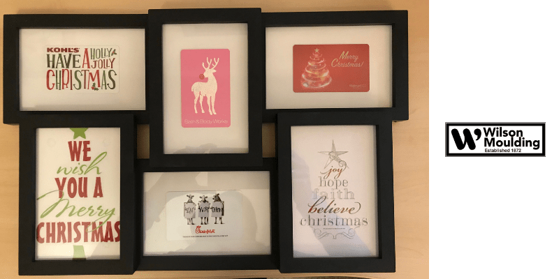 Frame your gift