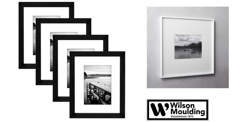 Picture Frames for 8x10 Photos