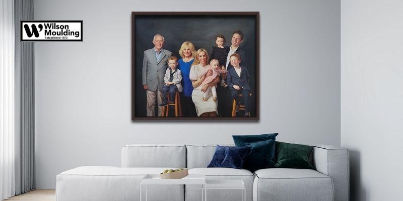 Frame A Unique Family Portrait