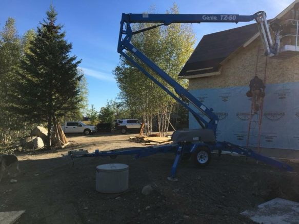 lift job site