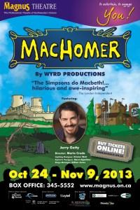 Poster - Machomer WEB