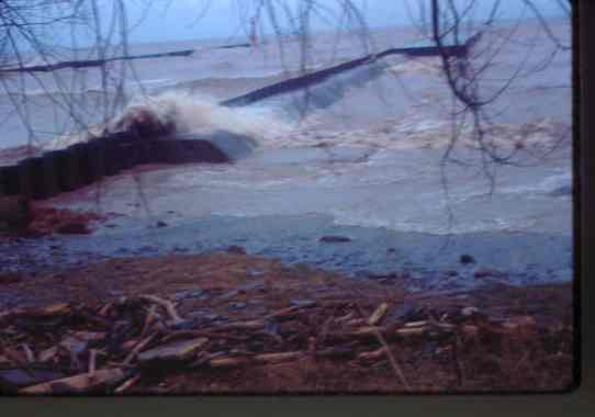 Lake Ontario at its' worst