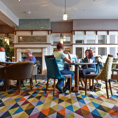 Commercial Carpet Projects from Wilton Carpets