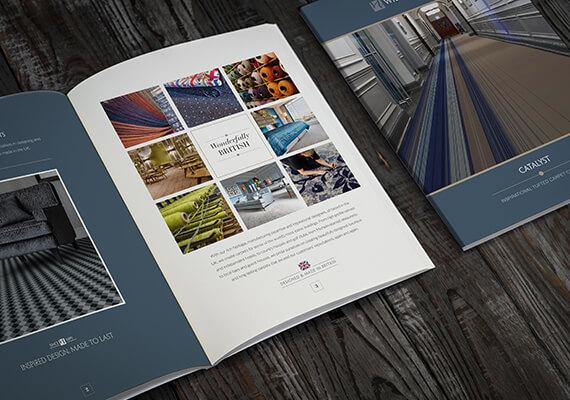 Wilton Carpets Brochures