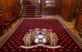A Worthy Carpet For A Worshipful Company