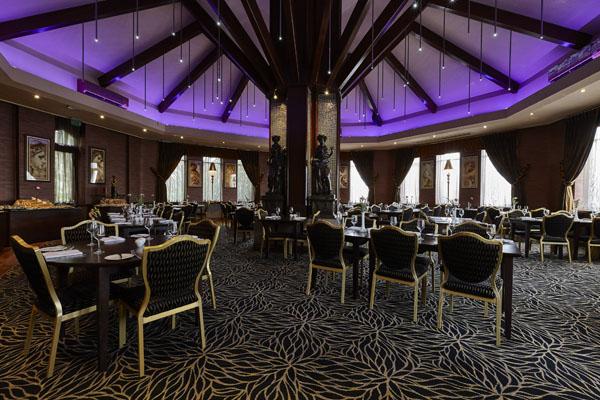 The Leyland Hotel Wilton Carpets