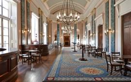 Theatre Royal Drury Lane Wilton Commercial Carpets