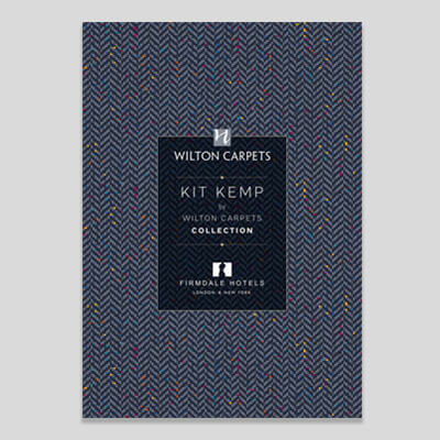 Kit Kemp by Wilton Carpets Collection
