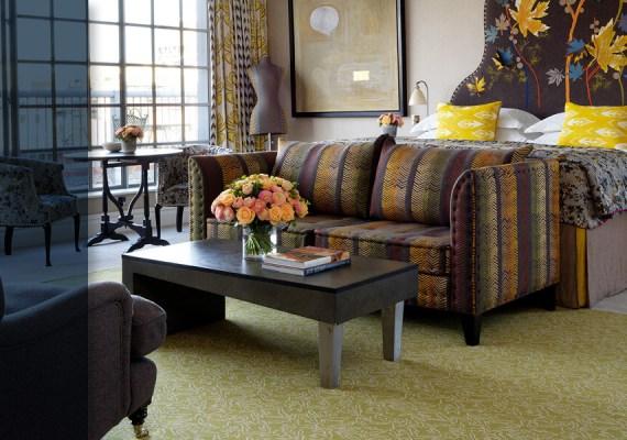 Kit Kemp by Wilton Carpets Bespoke Carpet Collection