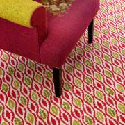 Bespoke Wilton weave carpet from Wilton Carpets