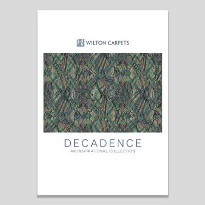 Decadence Carpet Design Collection Brochure