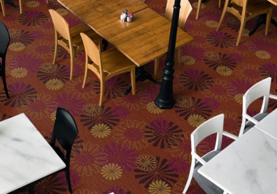 Carnaby axminster carpet range from Wilton Carpets