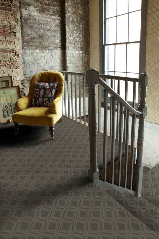 Mansion Symmetry from the Mansion bespoke Axminster carpet range from Wilton Carpets