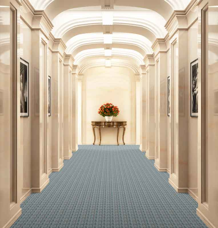 Mansion Unite from the Mansion bespoke Axminster carpet range from Wilton Carpets