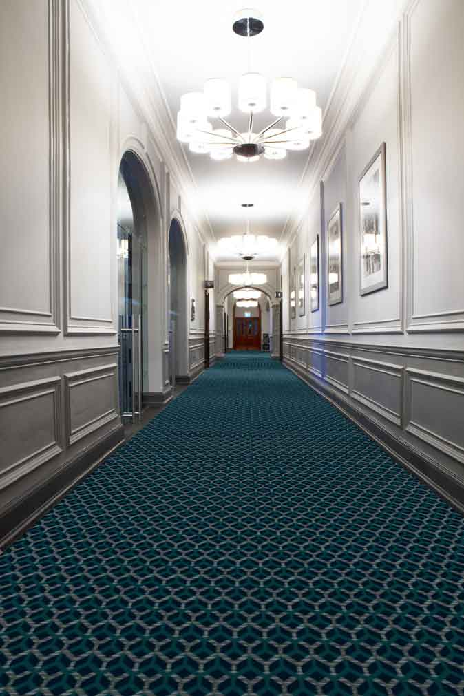 Mansion Illusion from the Mansion bespoke Axmister carpet range from Wilton Carpets