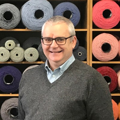 Mike Whitaker, Operations Manager, Wilton Carpets
