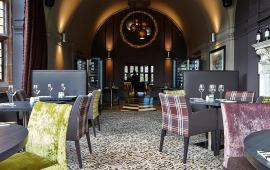 Carpet Pays Homage To Lutyens At Abbey House Hotel