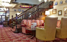 By George! Wilton Refurbishes Lake District Hotel