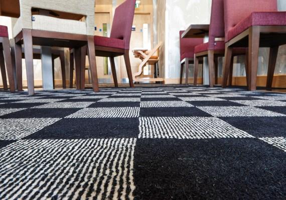 Holiday Inn, Redditch, Wilton Carpets