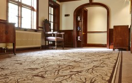 Magnificent Woodland Carpet For New Forest Hotels