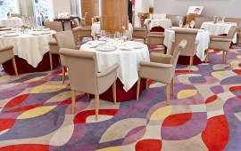 Five-star Carpet For Ireland's Only Two-star Michelin Restaurant