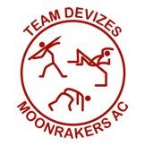 Team Devizes - Moonrakers AC logo