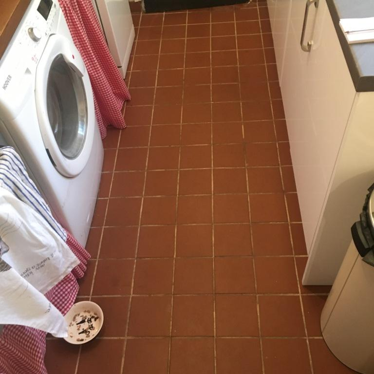 Deep Cleaning Quarry Tile Floors Cleaning Tile