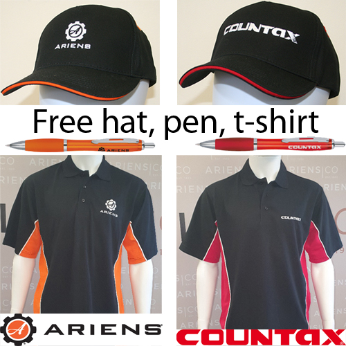 Countax and Ariens Giveaway!