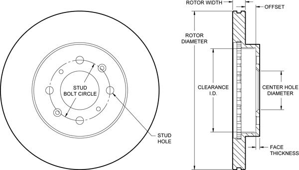 Rotor No: 160-12959