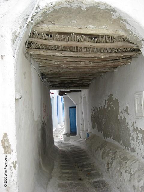 doorgang Mykonos