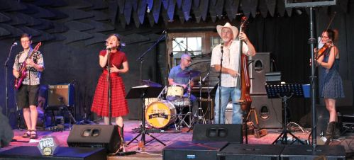 Hot Texas Swing Band