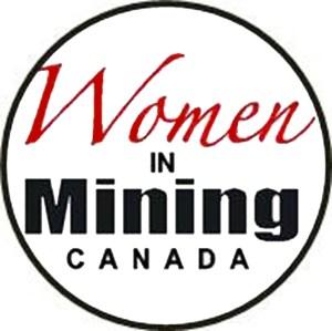 Women In Mining Canada Logo
