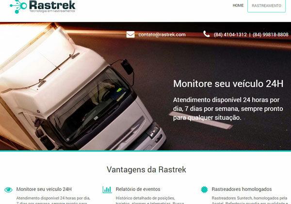 Rastrek - Tecnologia em Rastreamento