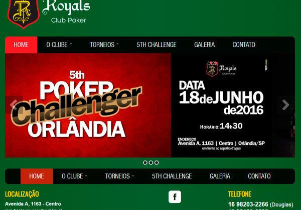 Royals Club Poker