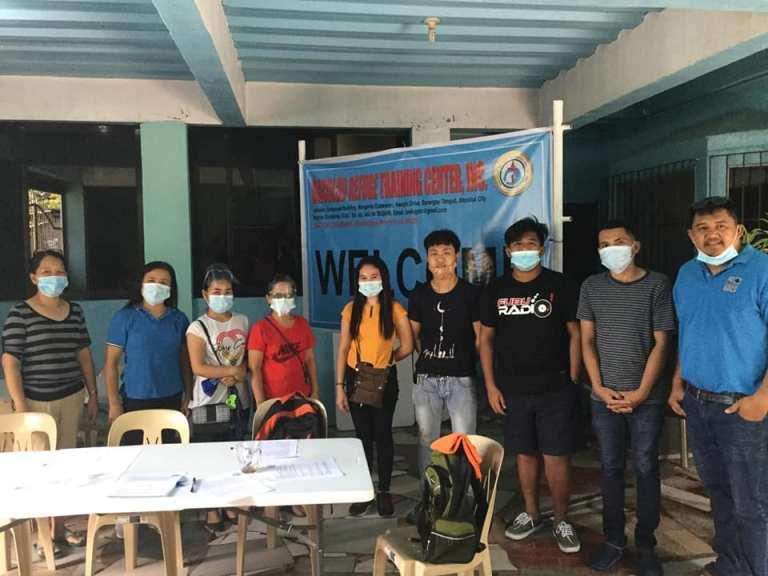 Bacolod Refugee Training Center