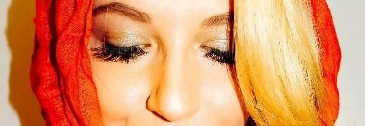 Künstliche Wimpern Die Besten Fake Lashes Trends In