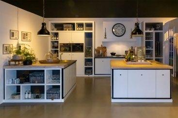 Keukencentrum Wim van der Ham - Handgemaakte landelijke keuken 23