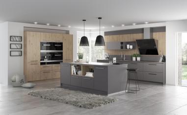 Keukencentrum Wim van der Ham - Moderne keuken 01