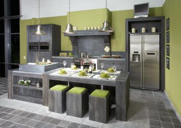 Keukencentrum Wim van der Ham - Handgemaakte keuken 02