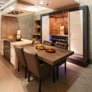 Keukencentrum Wim van der Ham - Handgemaakte landelijke keuken 14