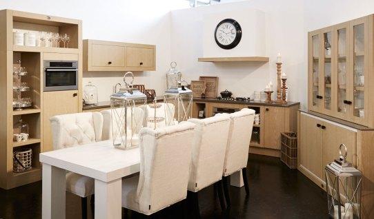 Keukencentrum Wim van der Ham - Handgemaakte landelijke keuken 17