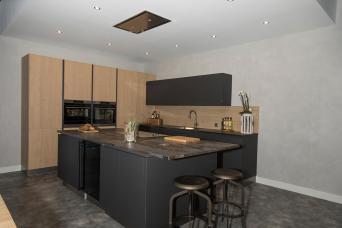 Keukencentrum Wim van der Ham - Moderne keuken 24